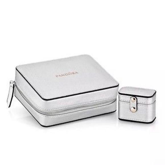 4a5555d7dff3b Pandora Travel Jewelry Box Boutique